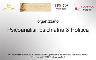 Psicoanalisi, psichiatria & Politica (PsiPol)