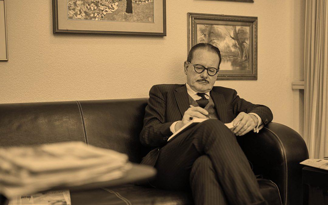 Il Dr. Orlando Del Don parla di Flamingo Edizioni a Radio Casvegno