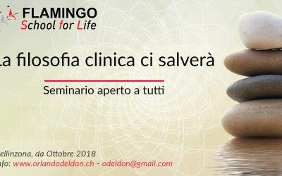 La filosofia clinica ci salverà – Seminario aperto a tutti