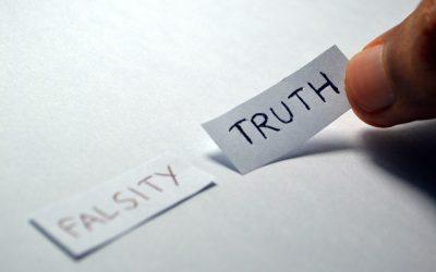 Le false verità